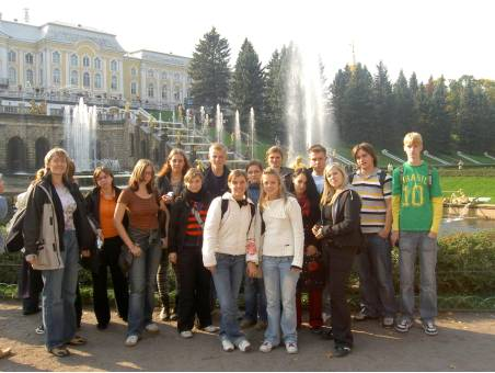Schüleraustausch Sankt Petersburg